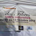 Festival des fibres 100% naturelles 2019 EFOI