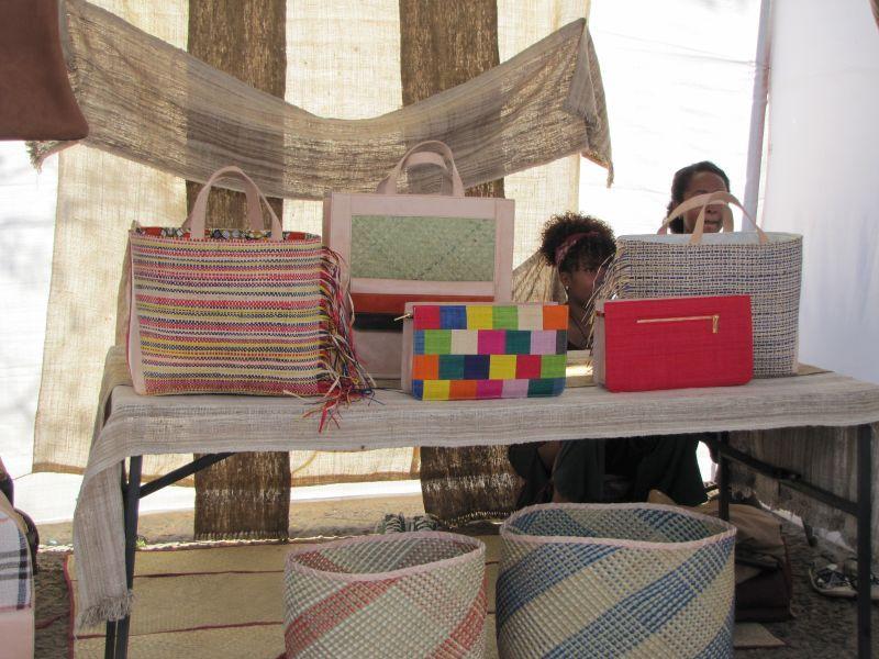 Festival des fibres 100% naturelles qui avait lieu du 10 au 13 octobre 2019