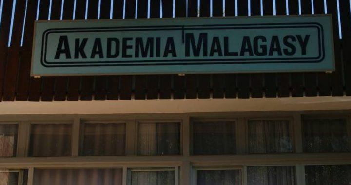 Akademia Malagasy Réunion 23 May 2019