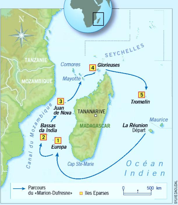 Iles éparses, des sanctuaires océaniques où palpite encore la nature primitive