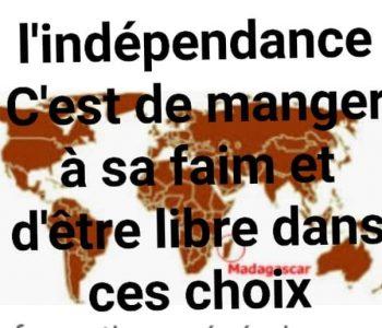 Independance Kristiann Ramiann