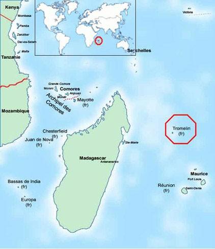 Les esclaves oubliés de l'île Tromelin TV5 Monde