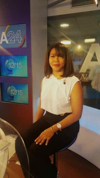 Fanirisoa ERNAIVO Une femme en politique à Madagascar