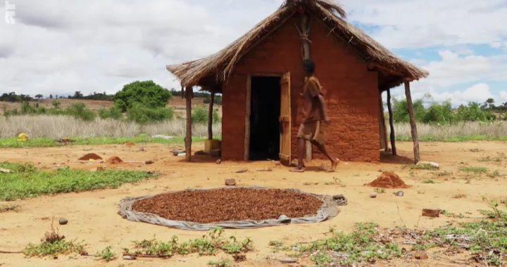 Madagascar silence on meurt Gaëlle Borgia