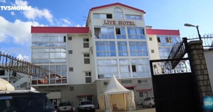 Des écoles et hôtels transformés en hôpitaux