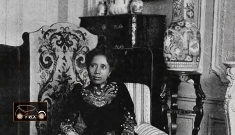 Ranavalona faha III dans l'émission PIKLA de TVPLUS Madagascar