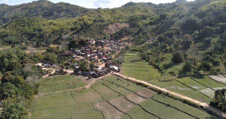 La technologie drone sécurisation foncière, garant du développement rural 2020