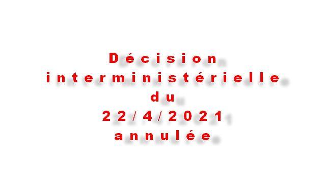 Le ministère annule l'interdiction de diffusion des émissions des 9 stations