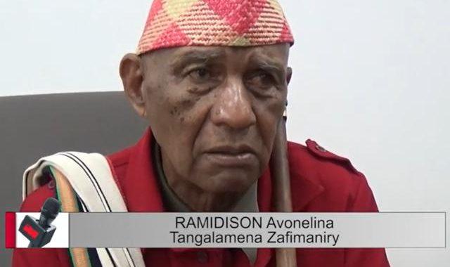 Zafimaniry conférence débat février 2021 à L'Alliance Française Ambositra