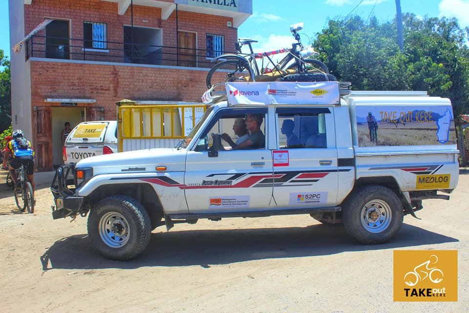 TAKE OUT KERE J2 Vatomandry - Mahanoro, 86 km